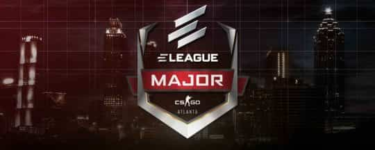 Информация про турнир с призом в миллион долларов Atlanta ELEAGUE Major 2017