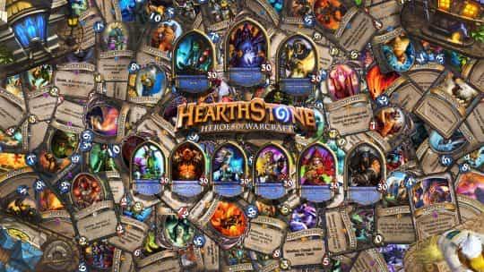 hearthstone карты