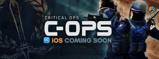 Critical Ops игра в стиле CS:GO