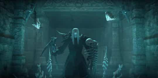 Некромант в игре Diablo 3
