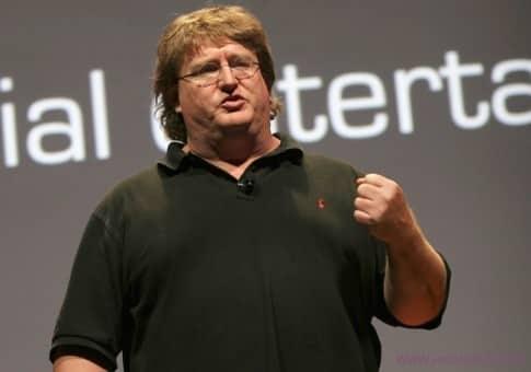 Gabe Newell основатель VALVE