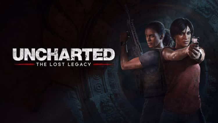 Игра Uncharted 4: The Lost Legacy