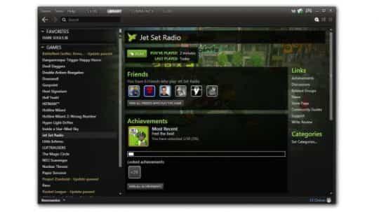 Скин Minimal Steam UI V3 для клиента Steam