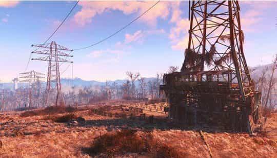 Новые текстуры для Fallout 4