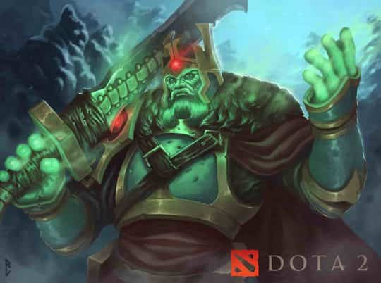 Wraith King о персонаже
