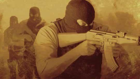 террористы кс го