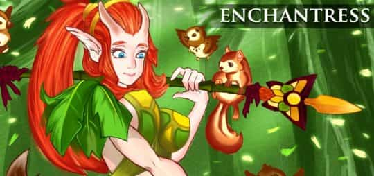 Enchantress Dota 2