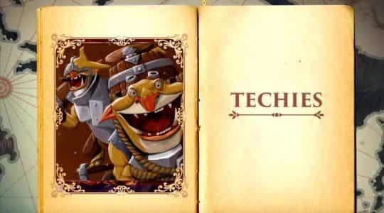 Techies Dota 2
