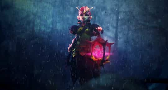 Dark Willow Dota 2