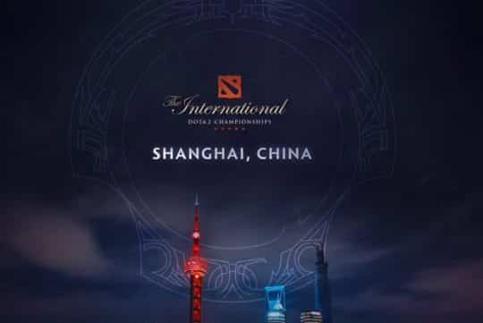 TI9 Dota 2 The International 9