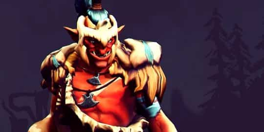 Troll Warlord Dota 2