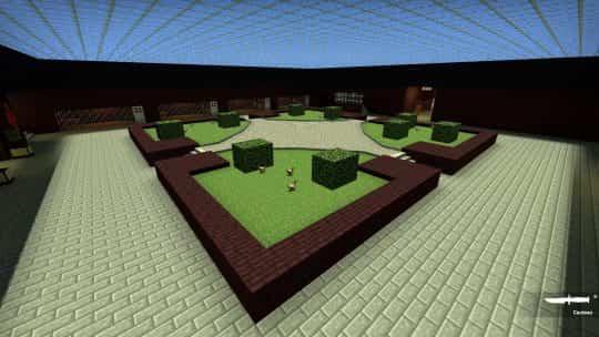 Карта ba_jail Central_Perk для CS:GO