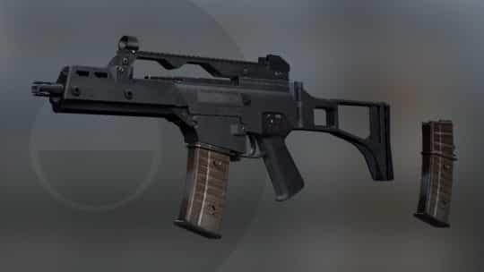 Оружие HK g36c для CS:GO