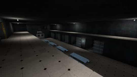 Карта jb_underwater_prison для CS:GO