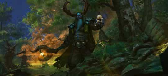 Natures Prophet Dota 2