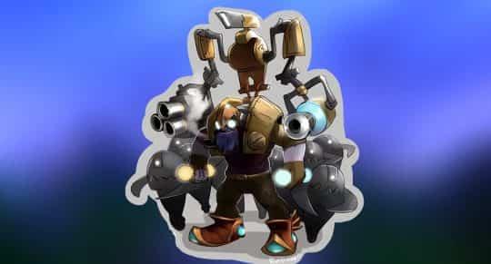 Tinker Dota 2