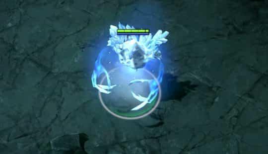 Ancient Apparition Dota 2