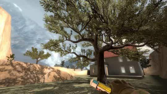 Карта Battle Royale Remix для CS:GO