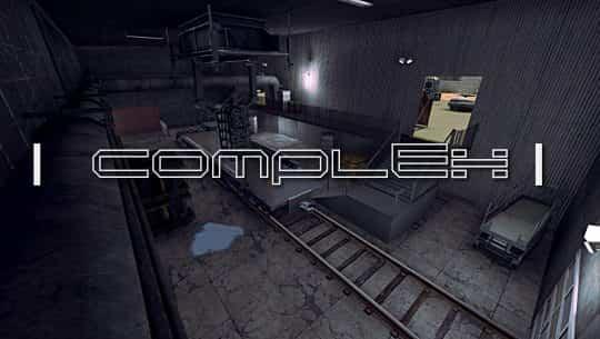 Карта Complex для CS:GO