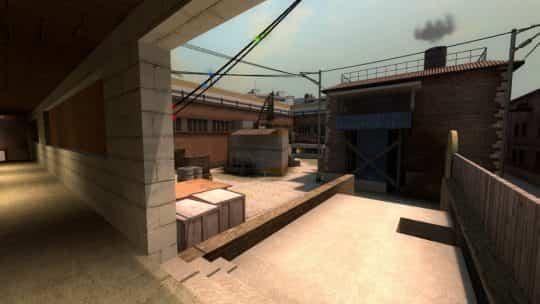 Карта de_supply для CS:GO