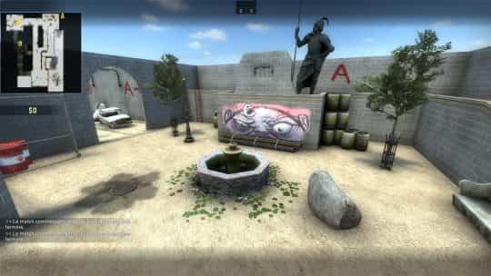 Карта de_ultimatekill для CS:GO