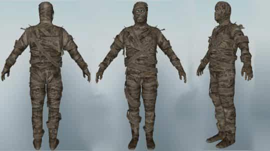 Скин Egypt mummy для CS:GO