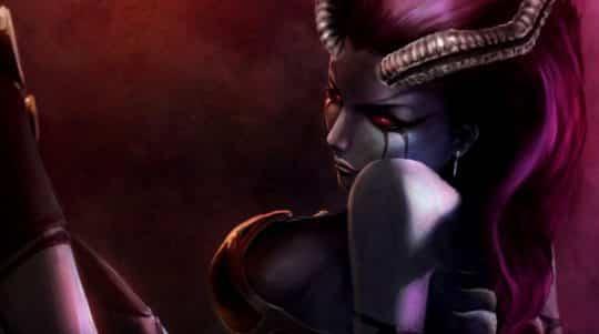 Queen of Pain Dota 2