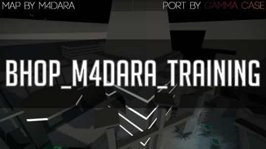 Карта bhop_m4dara_training для CS:GO