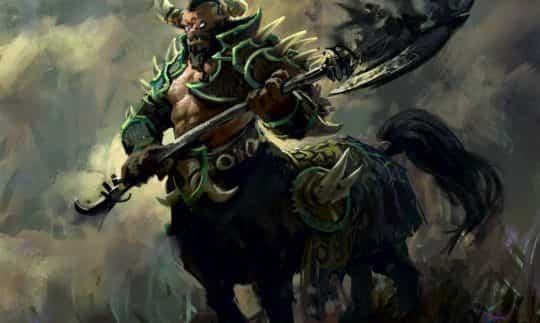 Centaur Warrunner Dota 2