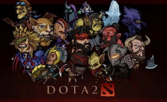 Гайд на героев Dota 2