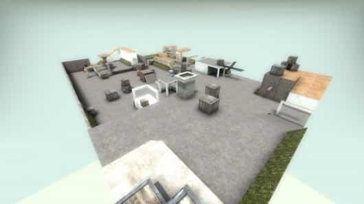 Карта hns_minize для CS:GO