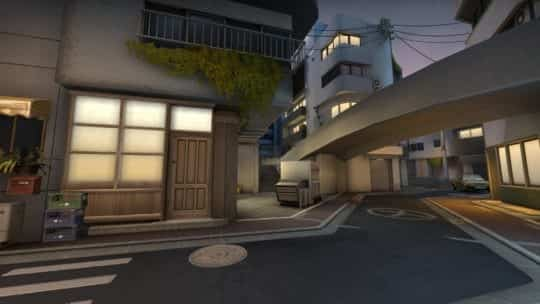 Карта Kaizen для CS:GO