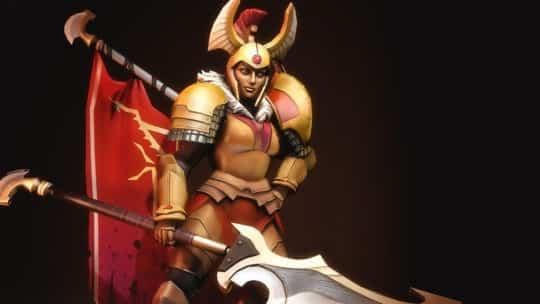 Legion Commander 1