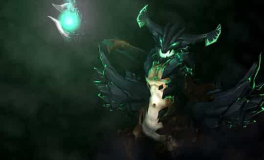 Outworld Devourer Dota 2