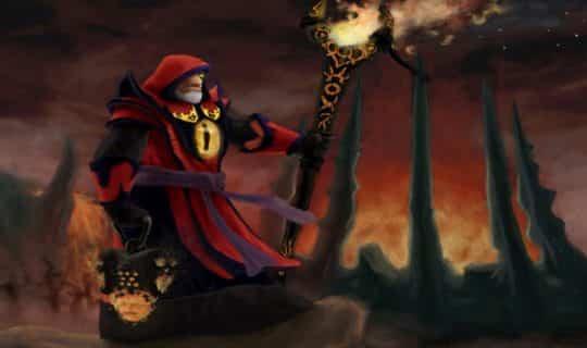 Warlock Dota 2