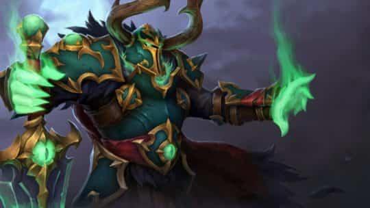 Wraith King 1