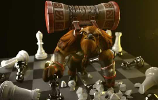 Dota Auto Chess