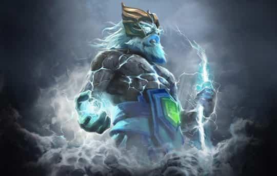 Zeus Dota 2
