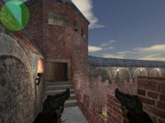 Карта CS:1.6 - fy_burg_strike