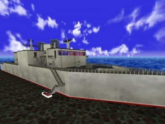 Карта CS:1.6 - ge_frigate