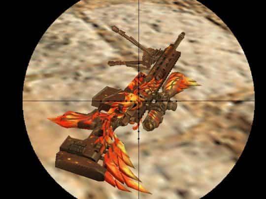 Модель оружия CS:1.6 - MSR Phoenix