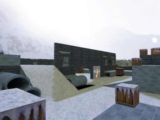 Карта CS:1.6 - zm_snow_volta