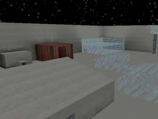 Карта CS:1.6 - zm_snowland_v1