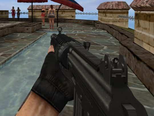 Модель оружия CS:1.6 - Galil AR Classic