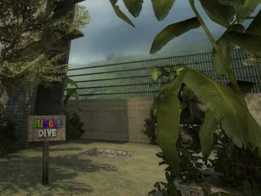 Карта CS:GO - jb_mayan
