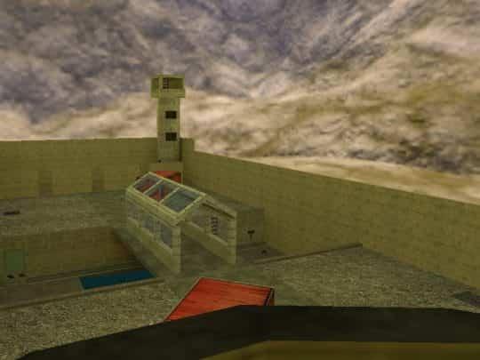 Карта CS:1.6 - teamdm_snipe_box5_final