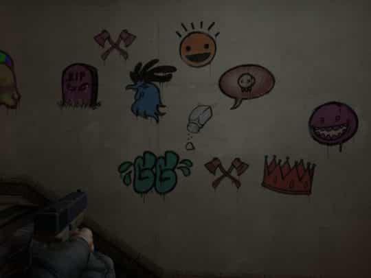 Граффити кс го