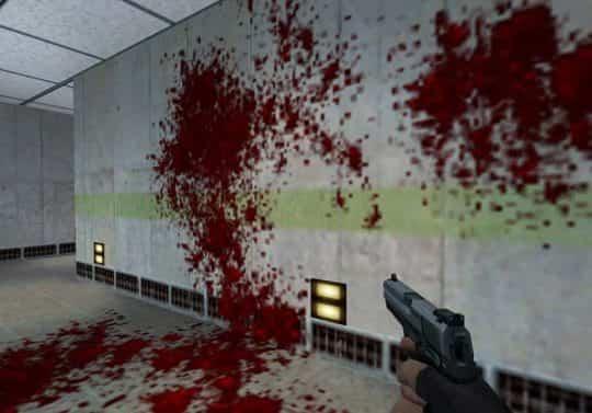Как и зачем убирать кровь в CS:GO?