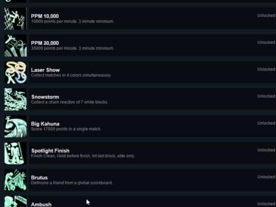 Как получить все достижения в играх Steam?