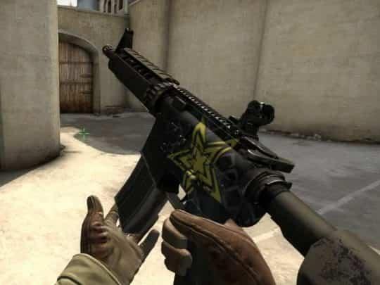 Все про запрещенное оружие в CS:GO